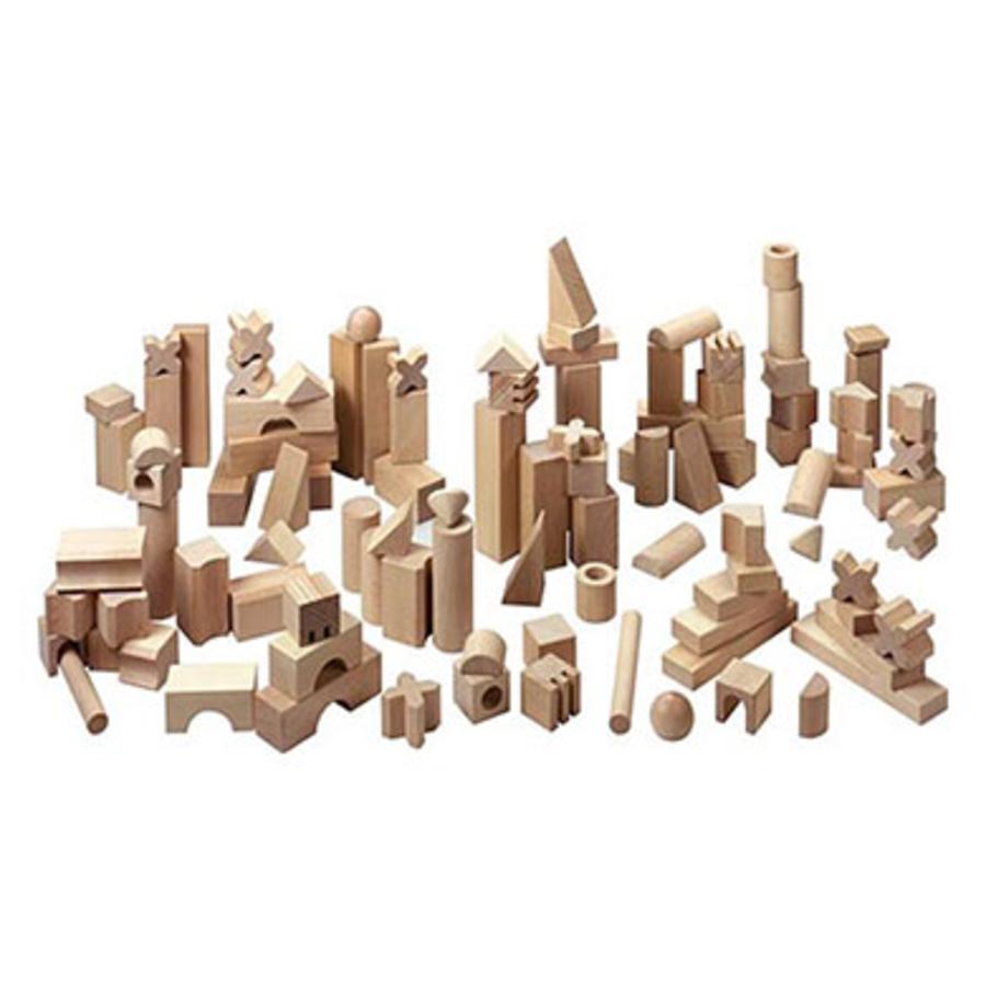 HABA - Byggklossar extra stor förpackning 1077