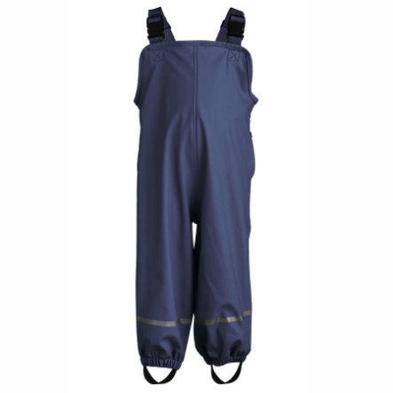 LEGO WEAR Mini Rain Braces Trousers  PAULI midnight blue