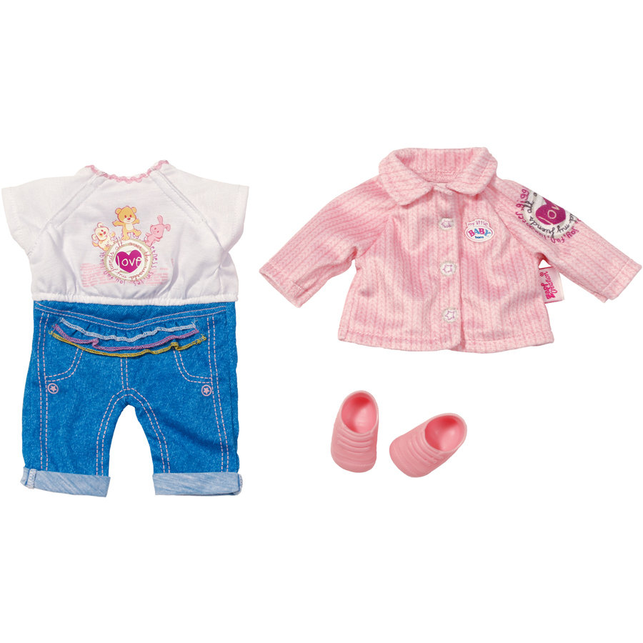 ZAPF CREATION my little BABY born® - Set do školky easy FIT