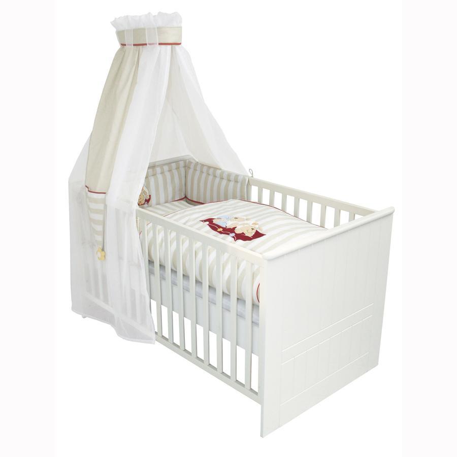 ROBA Garniture de lit bébé Schnuffel, 4 pièces