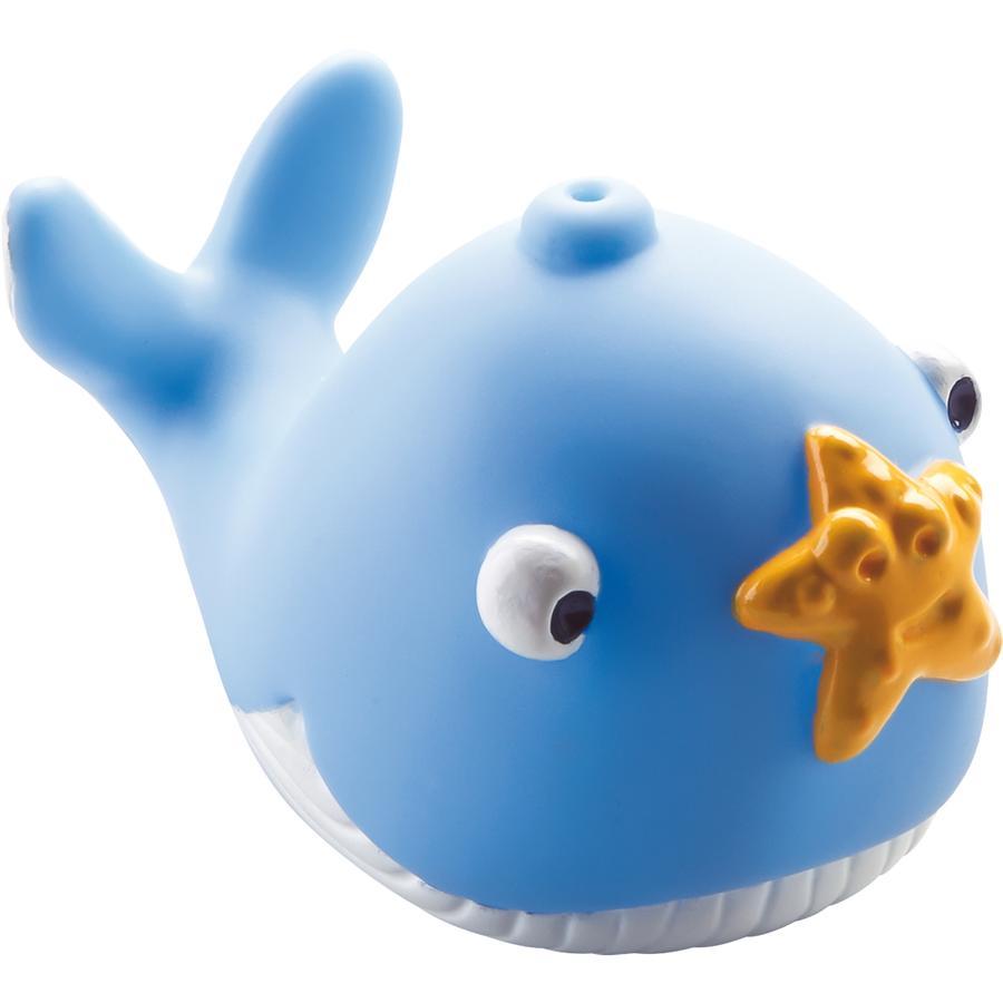 HABA Stříkací figurka - modrá velryba 301596
