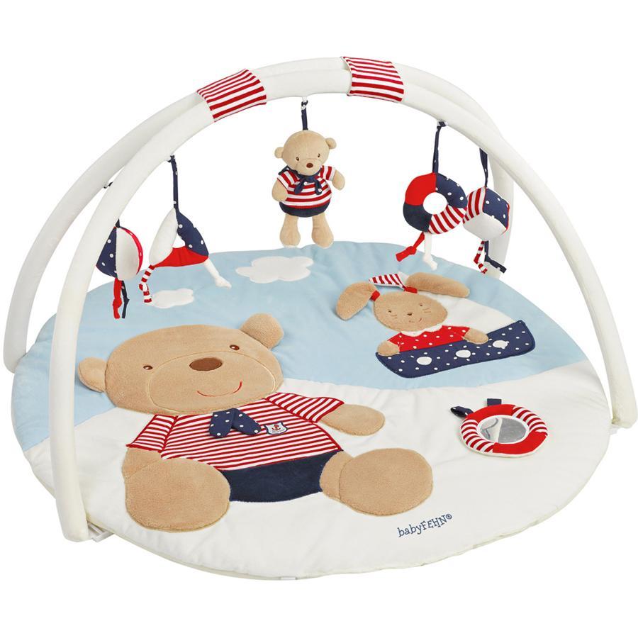 BABY SUN Tapis d'éveil Ocean Club 3D