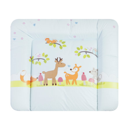 ZÖLLNER Changing Pad Softy - Forest Animals blue