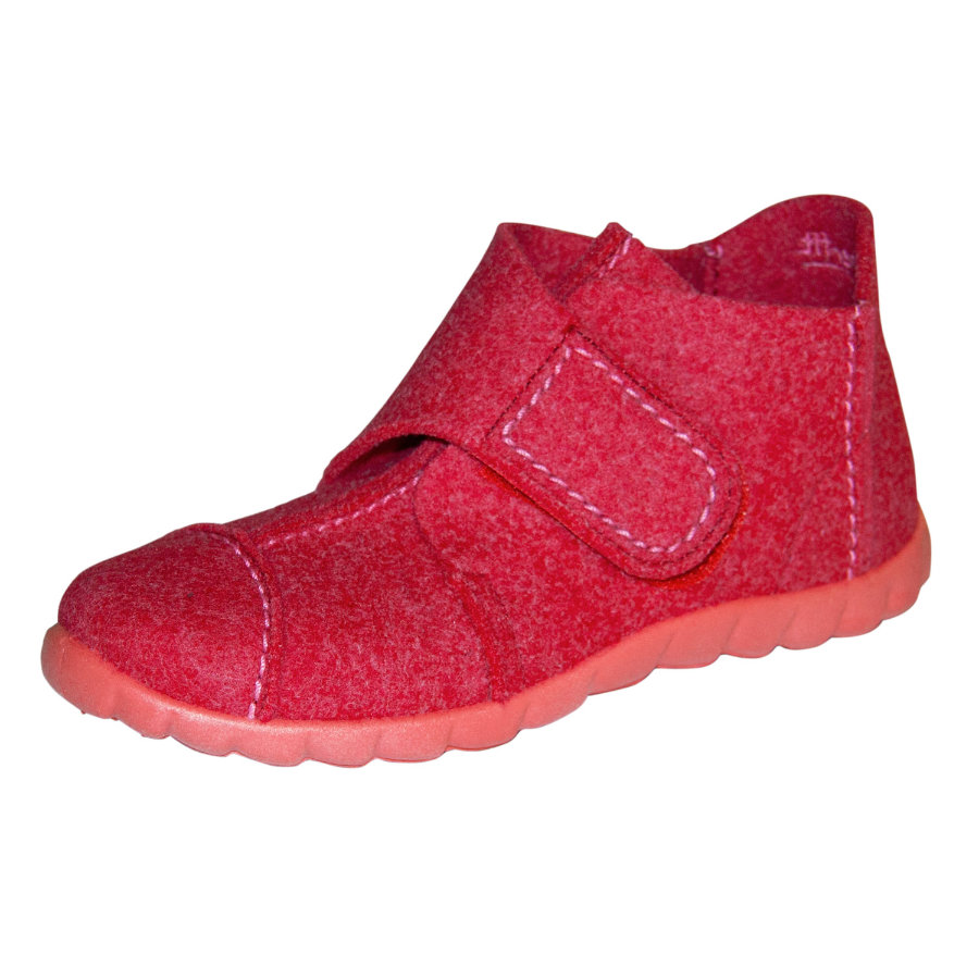 SUPERFIT Girls Pantofole bambina HAPPY pink