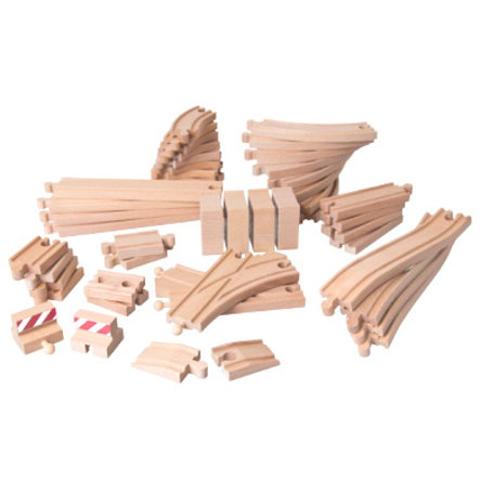 BRIO Grand coffret rails 33772