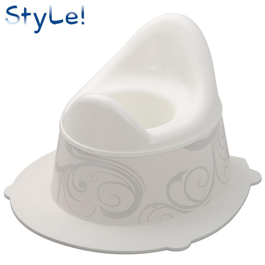 ROTHO STyLE! Orinal infantil Vintage white