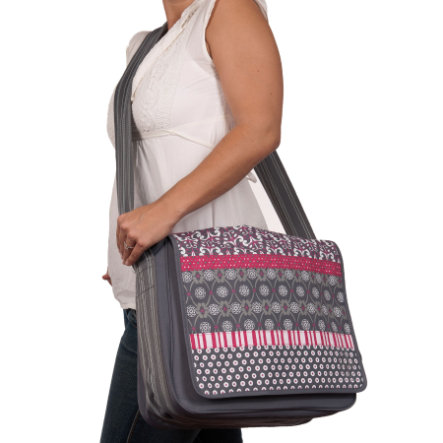Langer Messenger Sac Bag À Multimix Casual bYgf67y