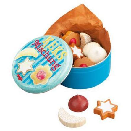 HABA obchod-cukroví v plechové krabičce