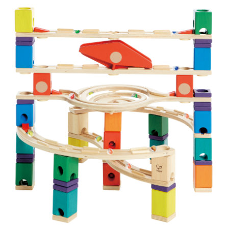 HAPE Quadrilla Ball Track Loop de Loop
