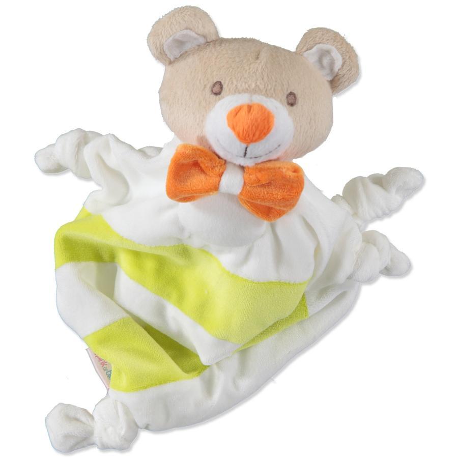 pinkorblue Schnuffeltuch Bär, groß