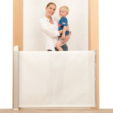 LASCAL Kiddy Guard Avant Safety Guard white