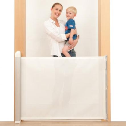 LASCAL Kiddy Protezione Porta bianco