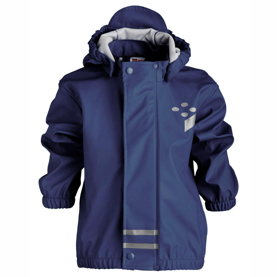 LEGO WEAR Mini Rain Jacket JOSH midnight blue