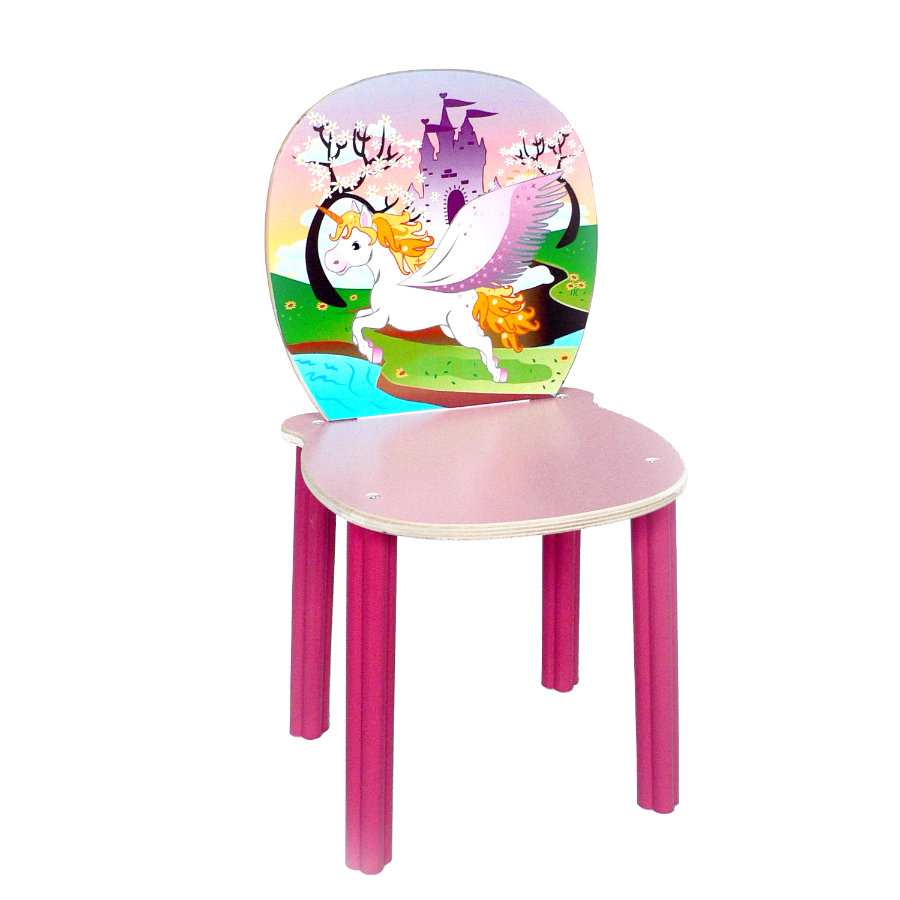 HESS Children's Chair - Unicorn