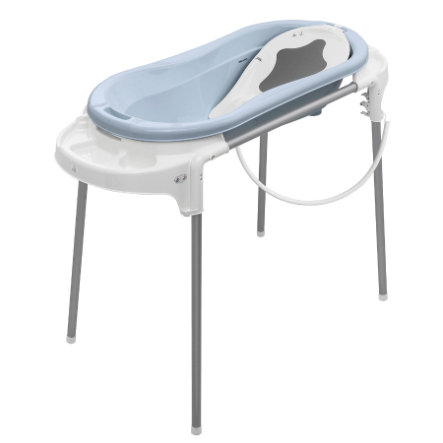 ROTHO Vaschetta da bagno con supporto TOP Xtra blu perla