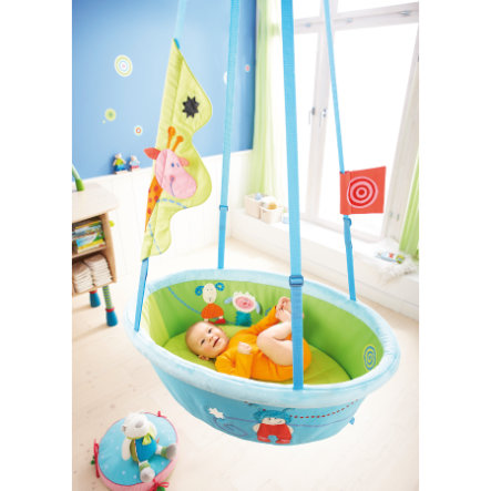 HABA Hanging cradle Slumbering Meadow