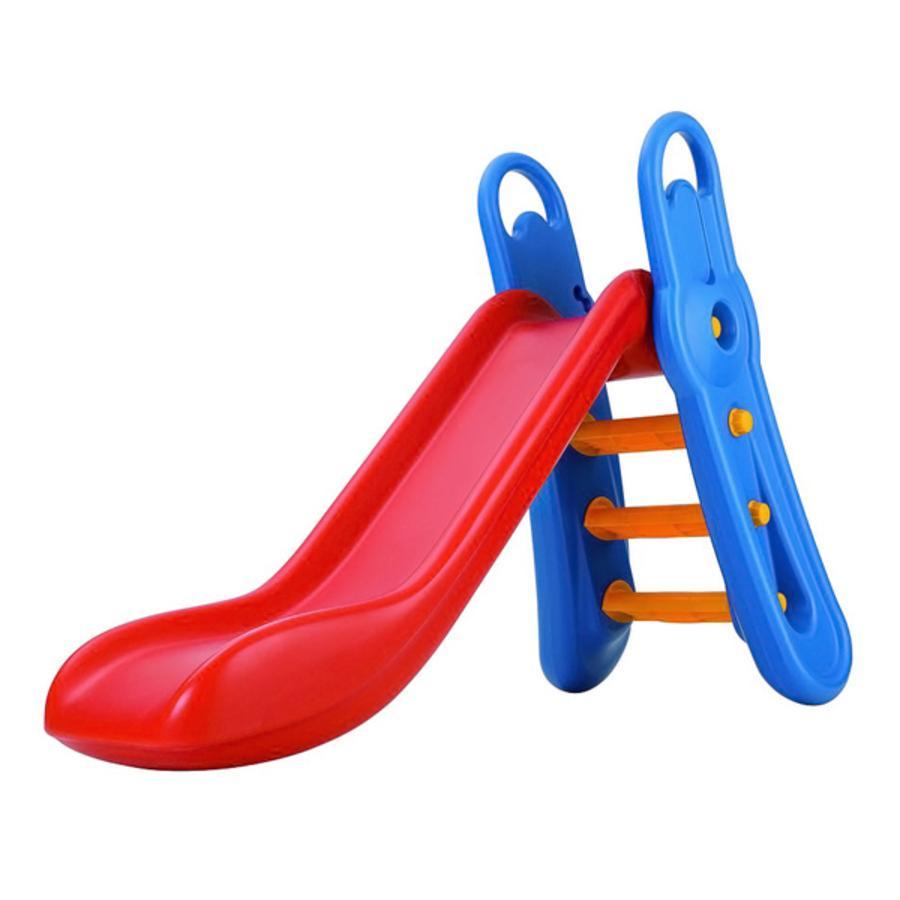 BIG Tobogán Fun-Slide con rampa de 152 cm