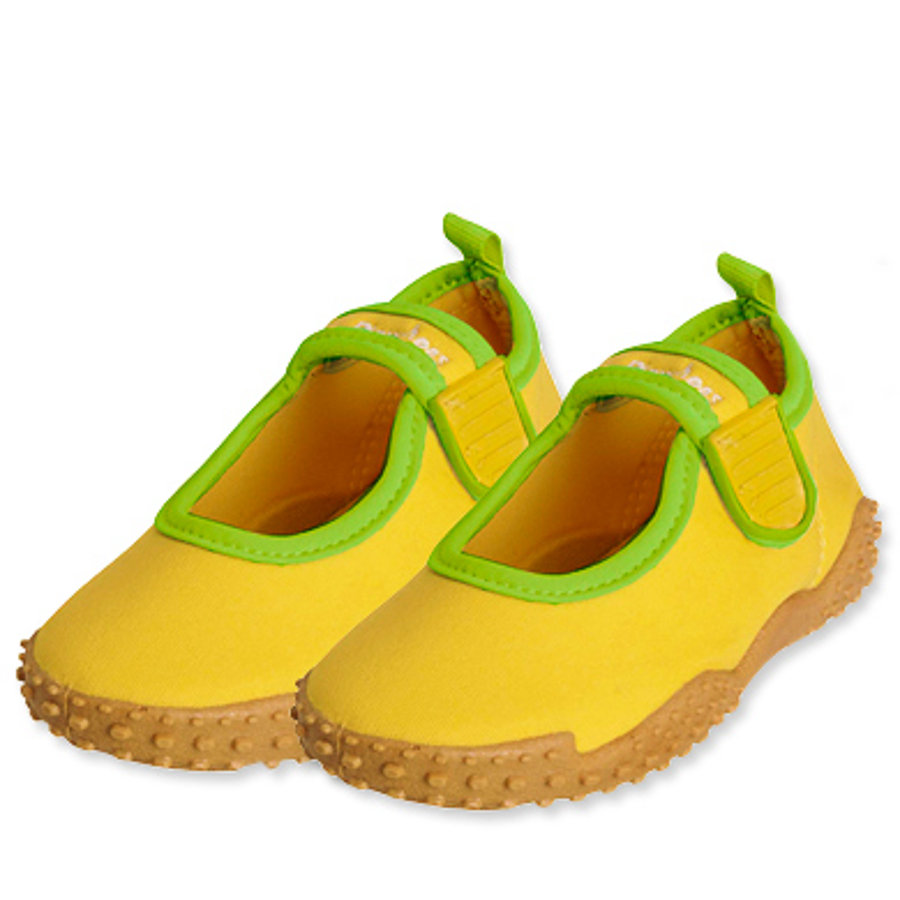 PLAYSHOES Chaussures de bain protection UV 50+ jaune