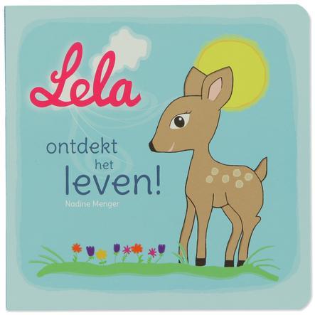 LÄSSIG Lela objevuje život, holandsky, od Nadine Mengerové
