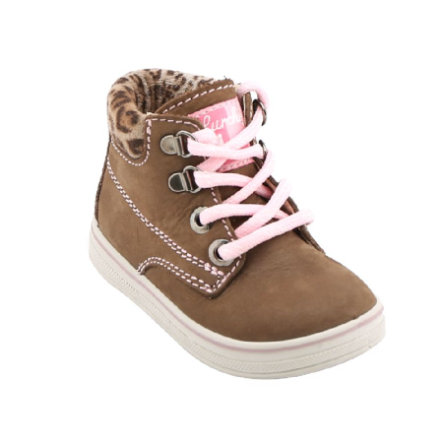 Lurchi Girls Halbschuh JAGGY beige-rose