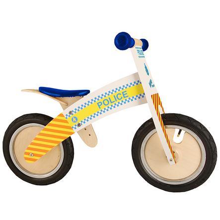 kiddimoto Premium ruota - polizia