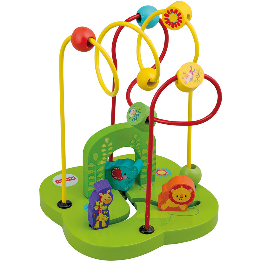 FISHER PRICE Circuit de motricité