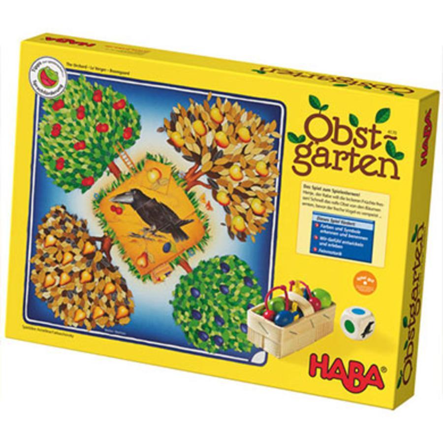 """HABA Rodinná hra """"ovocný sad"""" 4170"""