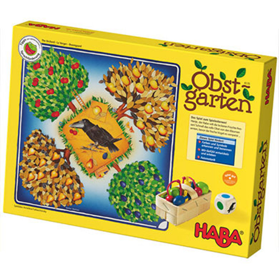 HABA The Orchard Board Game 4170