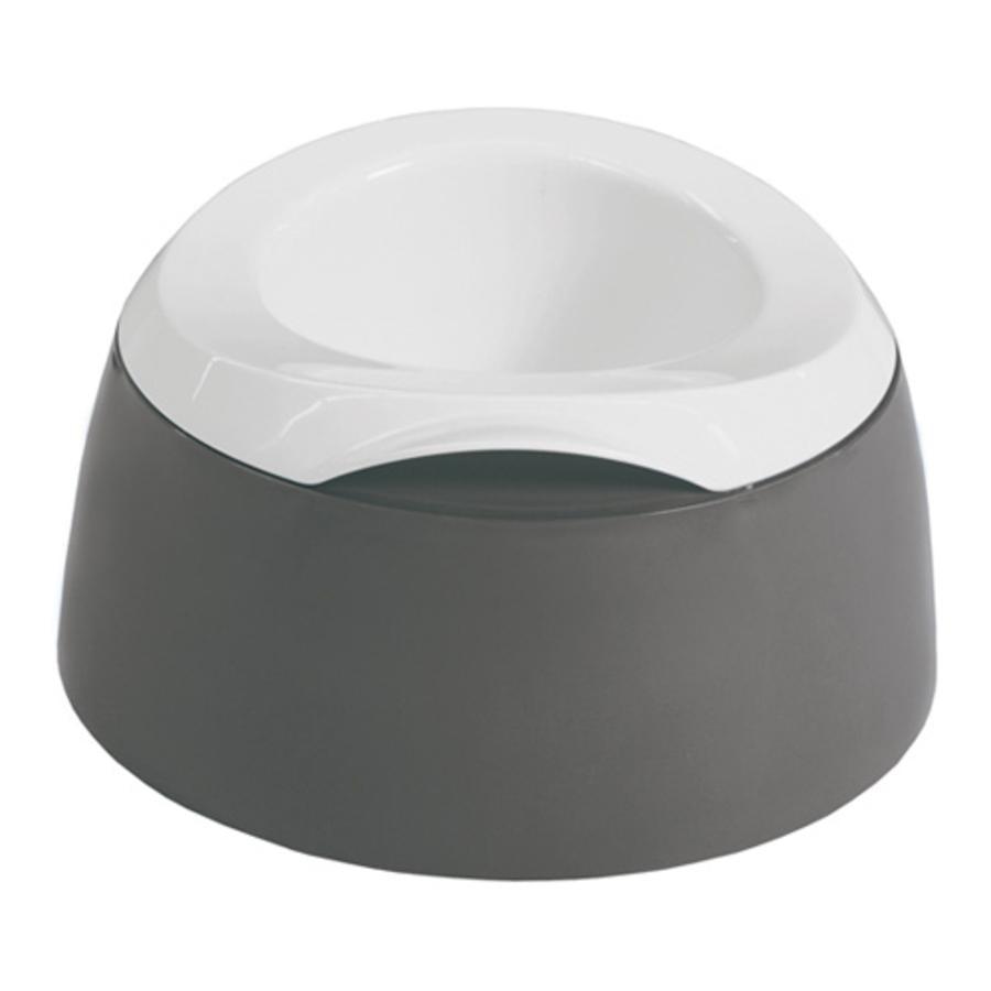 LUMA Pot dark grey