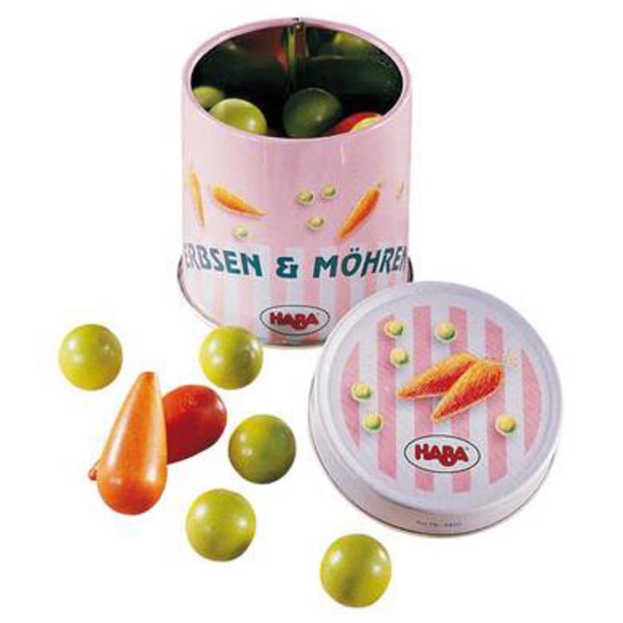 HABA Confezione carote e piselli