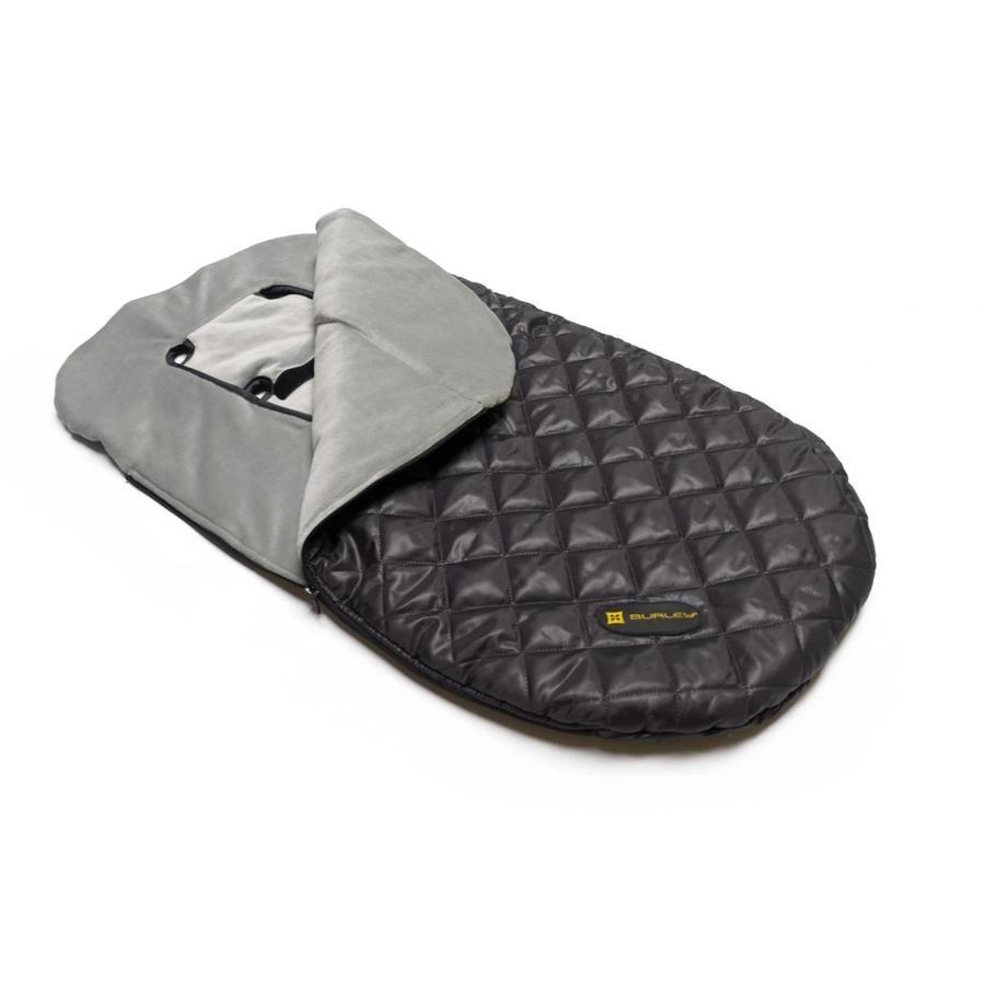 BURLEY saco de dormir Bunting gris