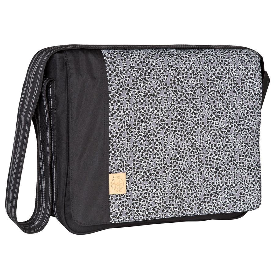 LÄSSIG Torba na akcesoria do przewijania Casual Messenger Bag Solid black