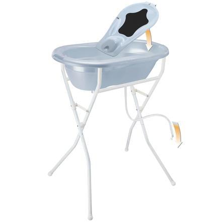 Rotho Set de bain bébé TOP 5 pcs. bleu nacré
