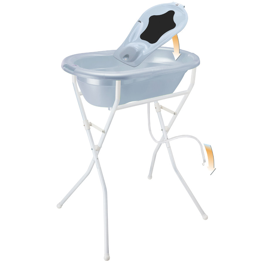 Rotho Babydesign Plejesøt Top 5 dele Baby Bleu Perl