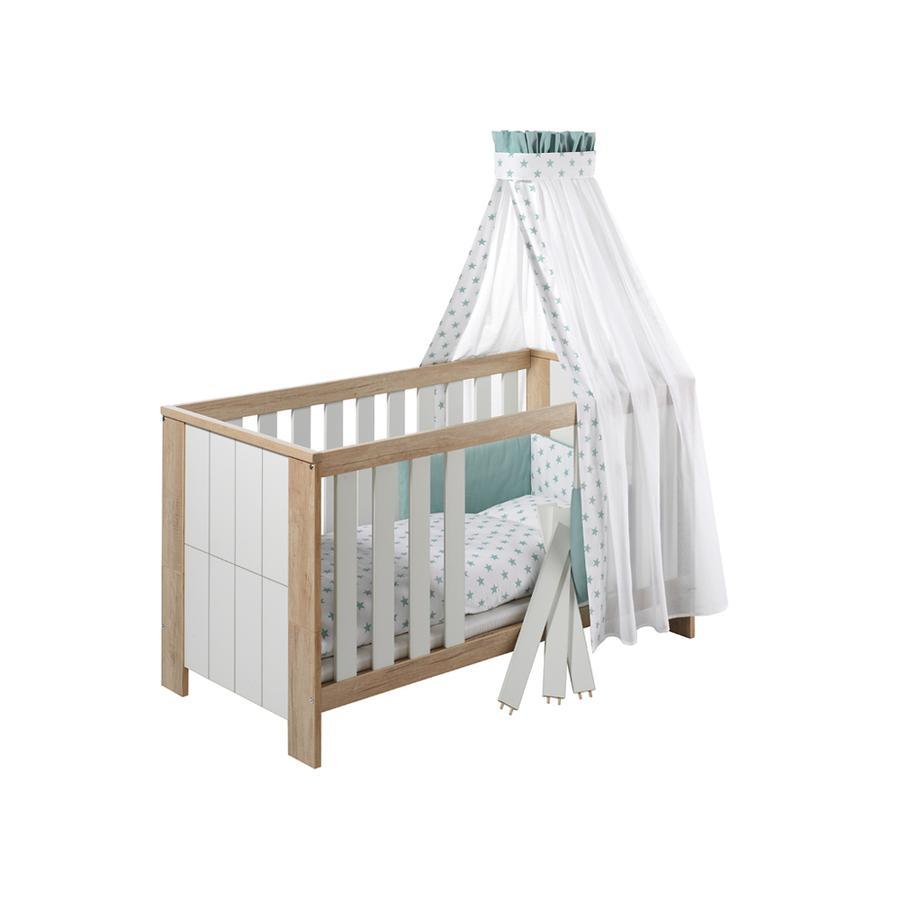 Schardt Juego de cama de 4 piezas 100 x 135 cm Grande Star s mint