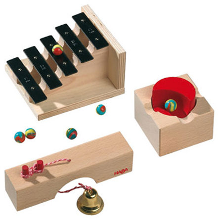 HABA Musical Stairs for Ball Track
