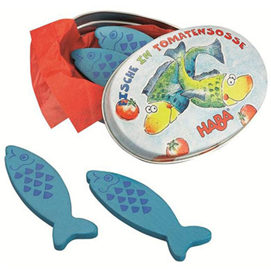 HABA épicerie boîte de sardines