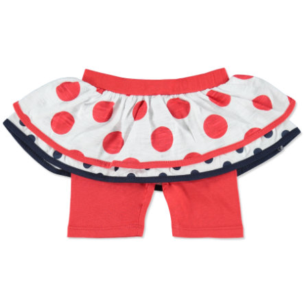 CHICCO Girls Jupe mini, blanc/rouge