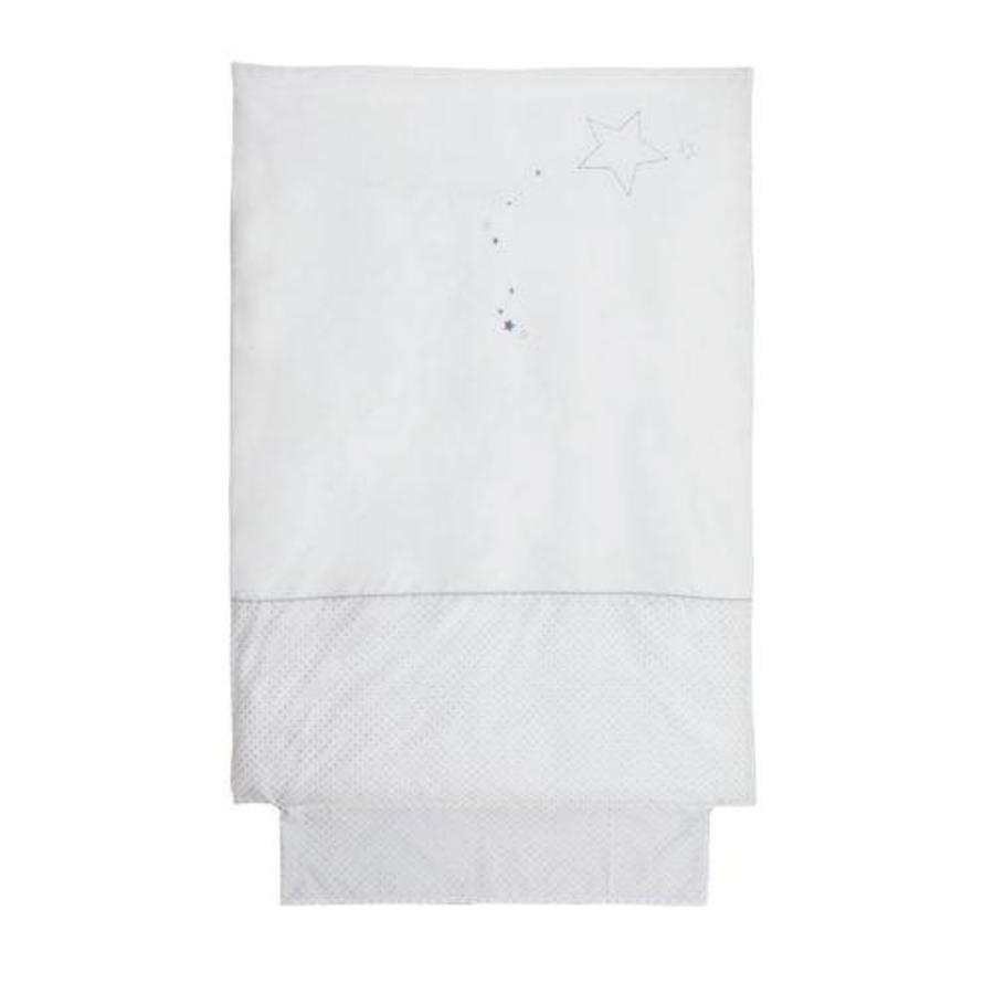 NOUKIES Etoiles Parure de lit, 100 x 140 cm