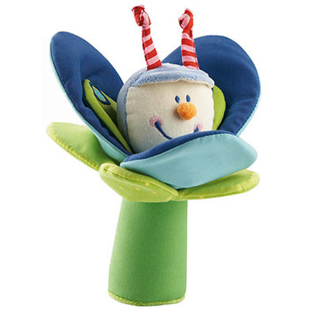 HABA Fabric Clutching / Grasp Toy Beetle Anton