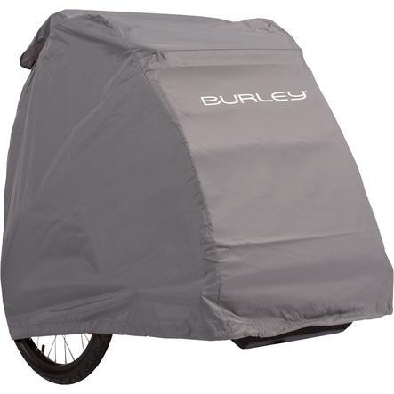 BURLEY Överdrag till cykelvagnar, grå