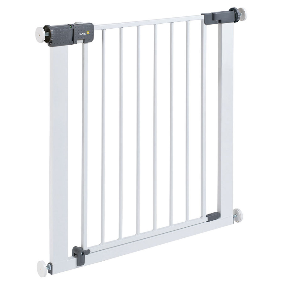 SAFETY 1ST Barrière de sécurité Quick Close ST, protection de porte, blanc