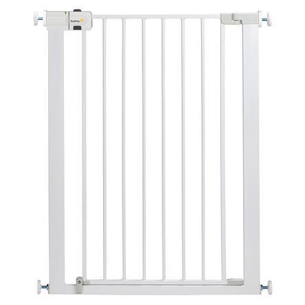 SAFETY 1ST Barrière de sécurité Easy Close, extra tall, métal, blanc