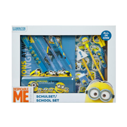 UNDERCOVER Ensemble école All-in-One Les Minions