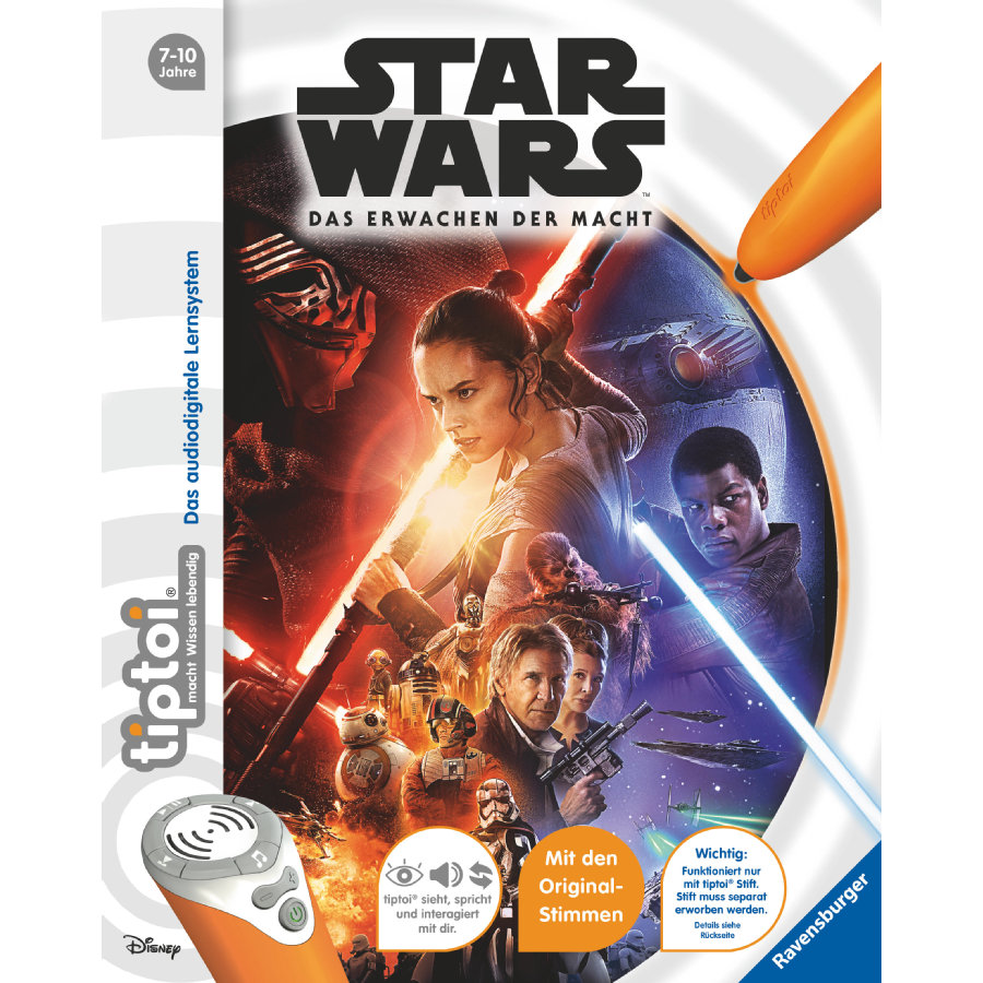 Ravensburger tiptoi® Star Wars™ Episode VII