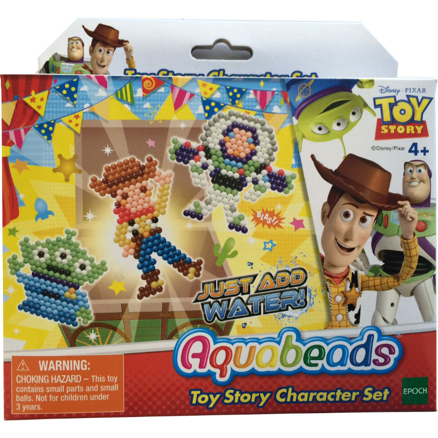 Aquabeads® Toy Story Figurenset