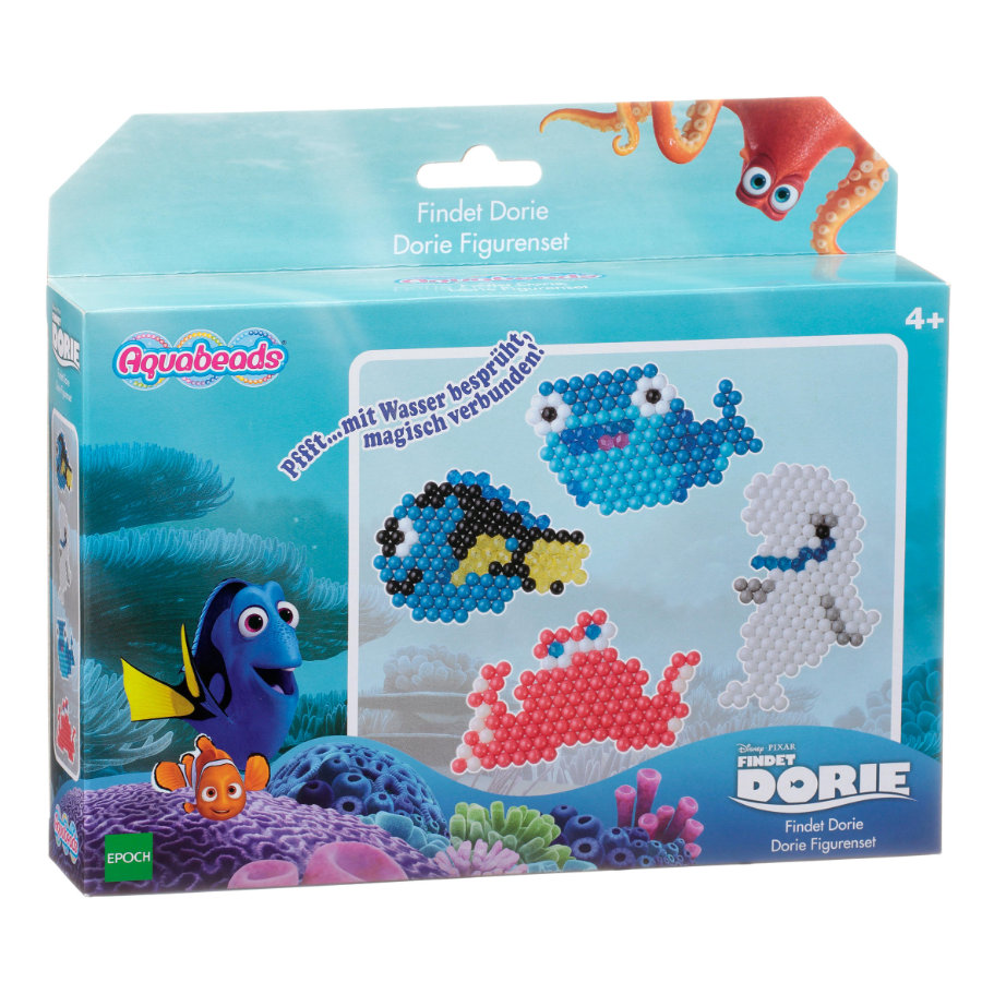Aquabeads® Hitta Dorie: Nemo Figurset