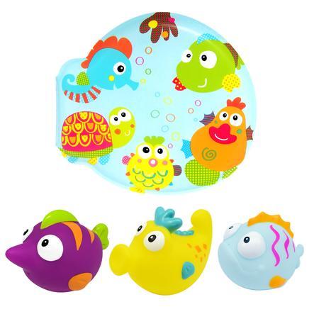 knorr® toys escabbo® - Knížka do vody podvodní svět