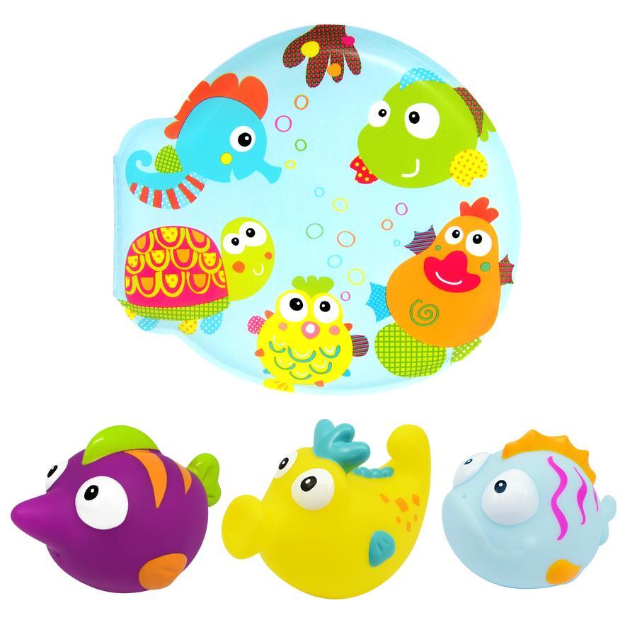 knorr® toys escabbo® - Badboekje Onderwaterwereld
