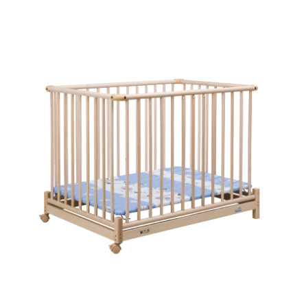 GEUTHER Playpen EURO PARC 73x102cm Natural